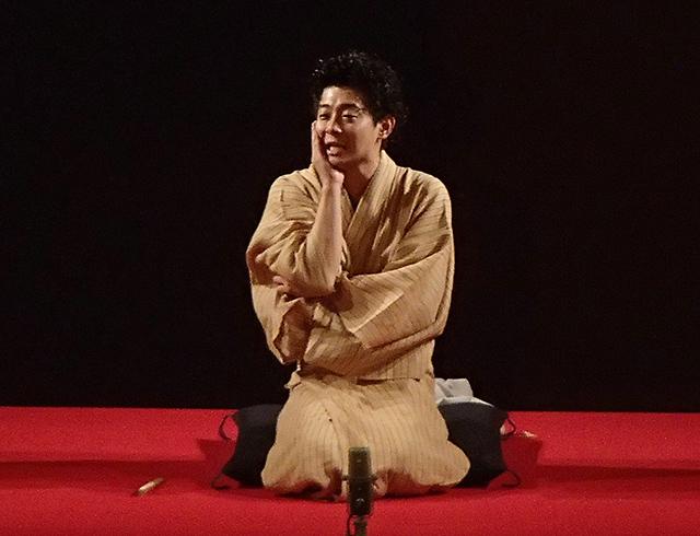 柳亭小痴楽