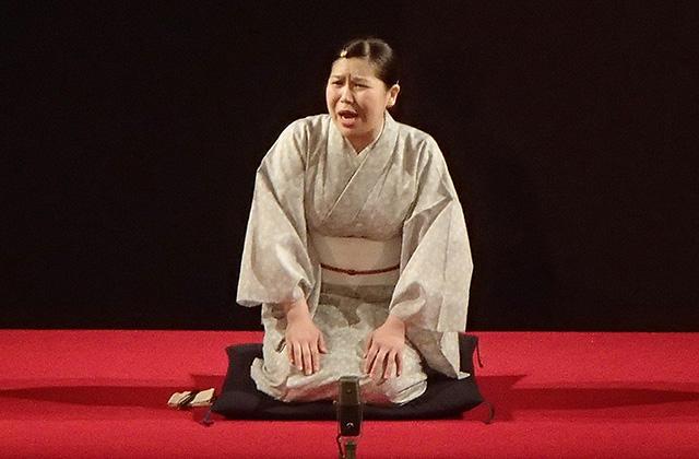 三遊亭粋歌さん