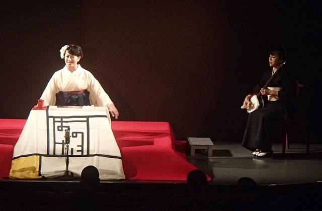 春野恵子さんと一風亭初月さん