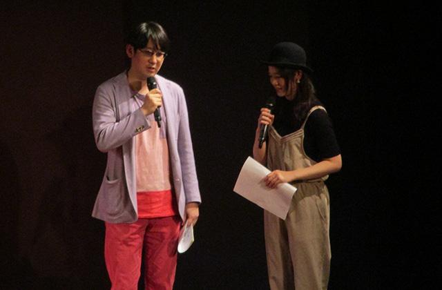 アフタートーク:池田裕子さん