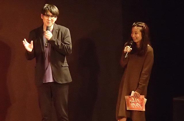 トークゲスト:小島なおさん