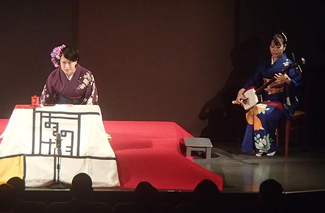 春野恵子さん・一風亭初月さん