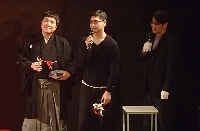渋谷らくご2015「奇妙な二つ目賞」は昔昔亭A太郎さん