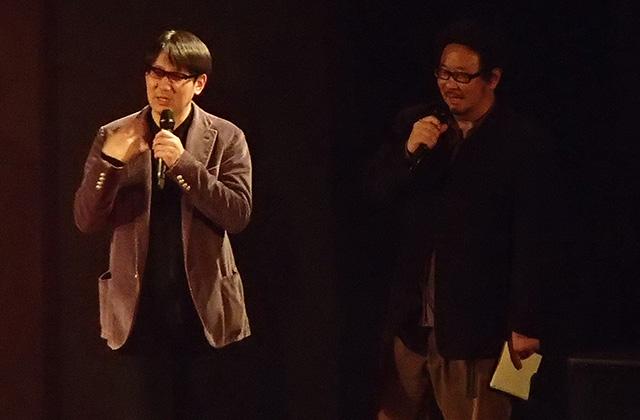 トークゲスト:村瀬秀信さんと
