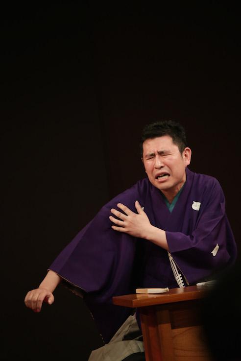 笑福亭羽光さん