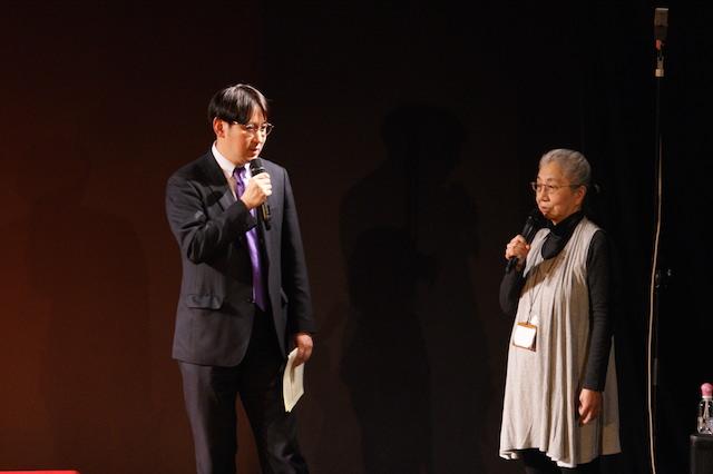 トークゲスト:木村万里さんと