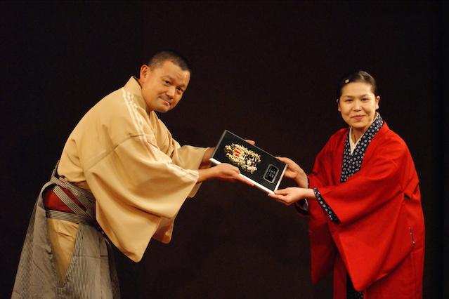 2016年「創作大賞」授賞式