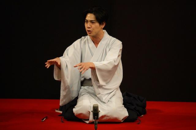 瀧川鯉斗さん