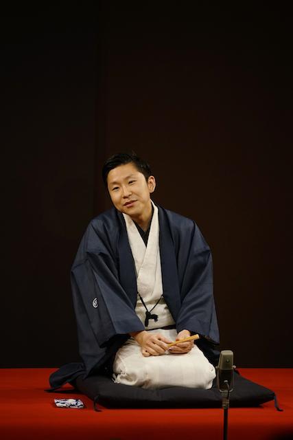 立川談吉さん
