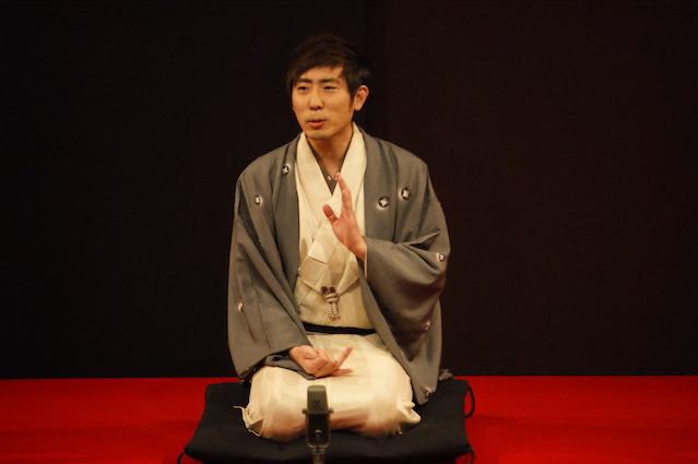 桂三四郎さん