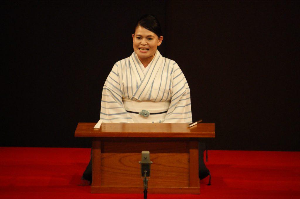 神田鯉栄先生